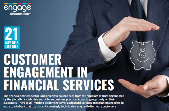 4. Customer Engagement in Financial Services DF - 21st May 2015