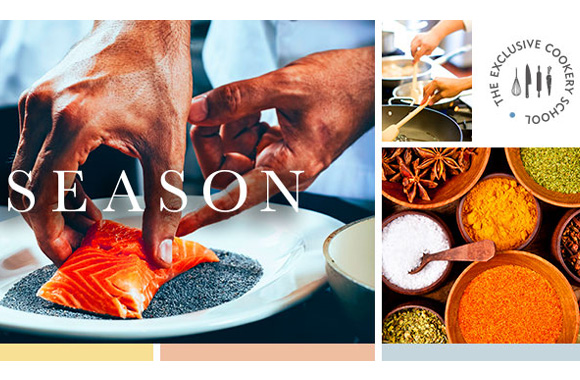 Exclusive Hotels and Venues new SEASON Cookery School