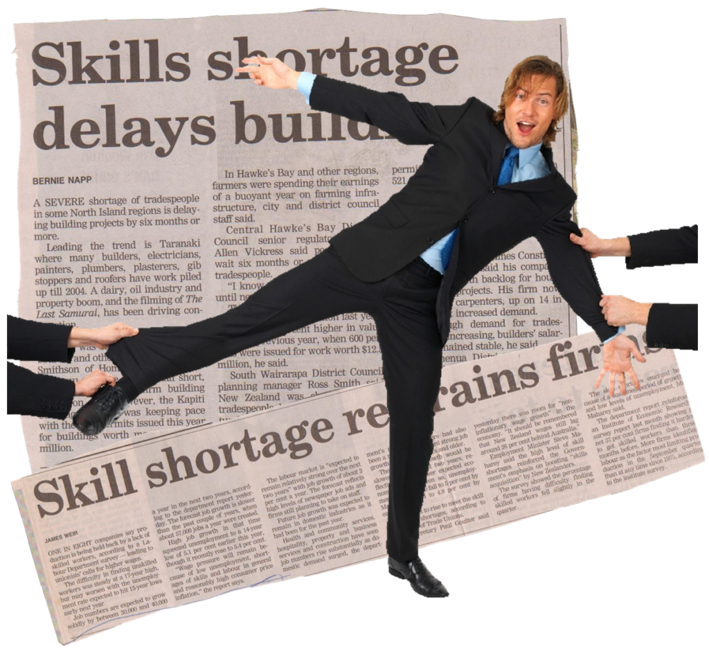 reasons for shortage of skilled workers