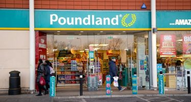 36506878 - london - january 23rd: the exterior of poundland  on january the 23rd, 2015, in london, england, uk. poundland has over 500 stores in the uk