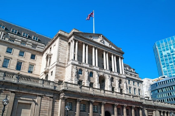 9884933 - facade of bank of england