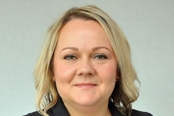 Headshots of staff at Elas for Business Week.  Pictured is.... Emma O'Leary
