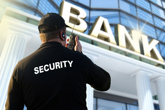 44162672 - bank security officer