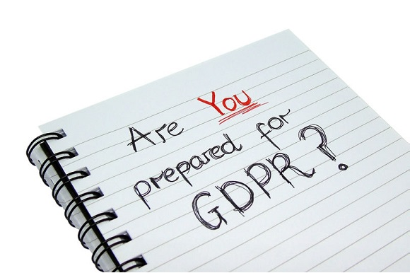 88034211 - are you prepared for general data protection regulation notebook (isolated on white background)