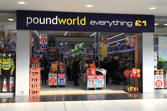 55203540 - poundworld shop, chelmsford, essex, england