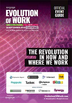 2018 Evolution of Work Conference