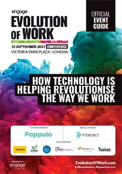 2017 Evolution of Work Conference