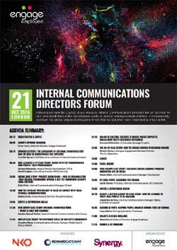 2016 Internal Communications Forum
