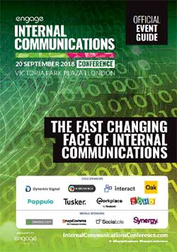 2018 Internal Communications Conference
