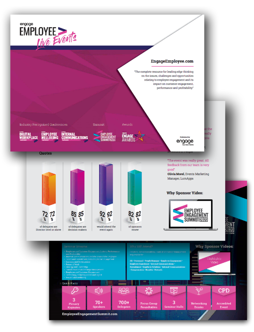 Interested in Sponsoring? - Free Info Pack Download