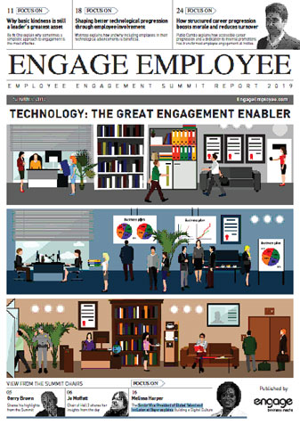 <span>Engage Employee Industry Report</span> - Free Download
