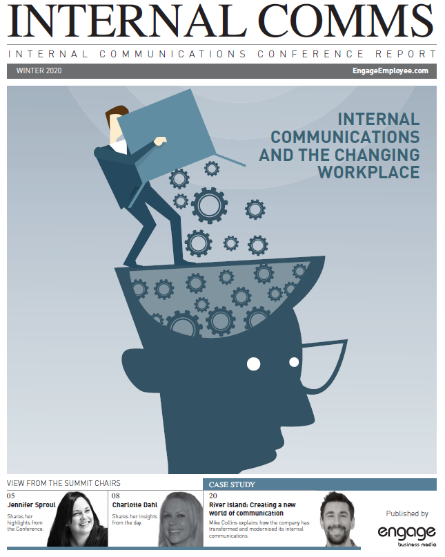 <span>Internal Communications Industry Report</span> - Free Download